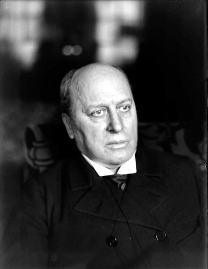 Henry James by William M. Vander Weyde