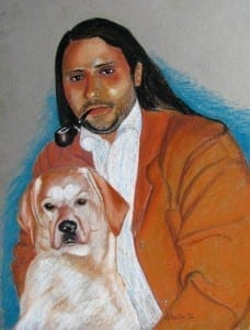 Martin-with-Jack-the-labrador_small-228x300