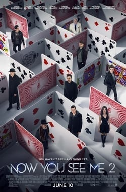 Now You See Me 2 poster 1