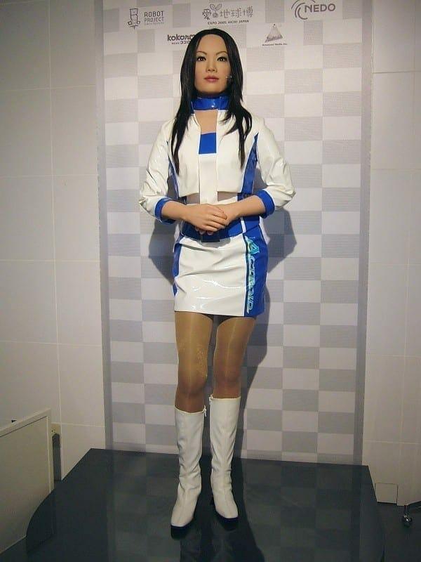 Esto es un androide. Crédito: Wikipedia. Autor: Gnsin