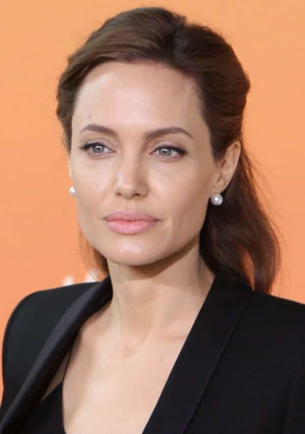 Angelina Jolie. Fuente: Wikipedia. Autor: Foreign and Commonwealth Office