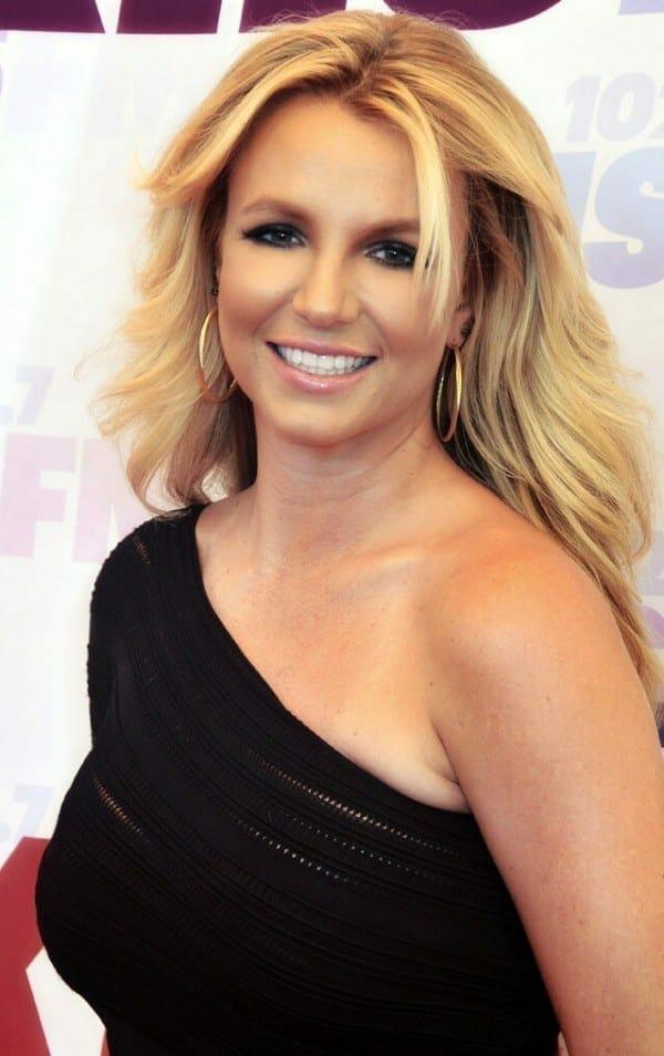 Britney Spears en California en el 2013. Foto por Glenn Francis