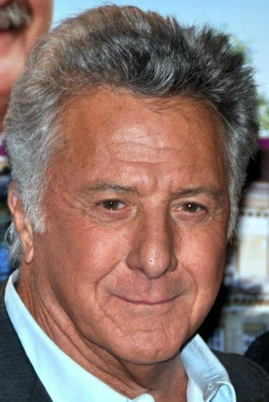 Dustin Hoffman en Paris en el 2013. Wikipedia. Autor: Georges Biard