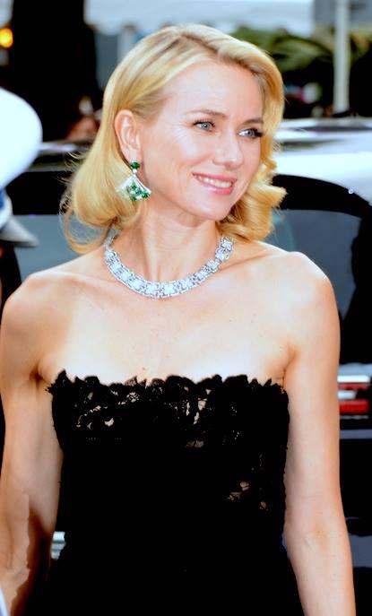 Naomi Watts en el festival de Cannes. Fuente: Wikipedia. Autor: Georges Biard