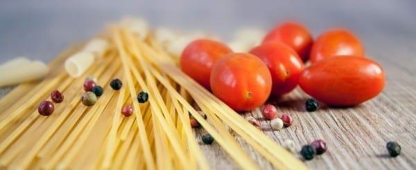 pasta noodles cook tomato 38233