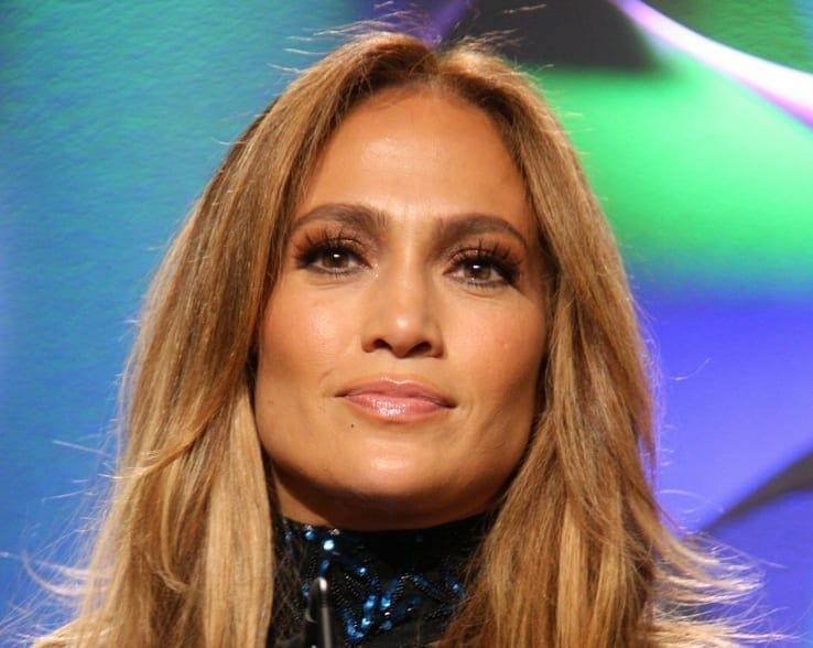 1Jennifer Lopez at GLAAD Media Awards