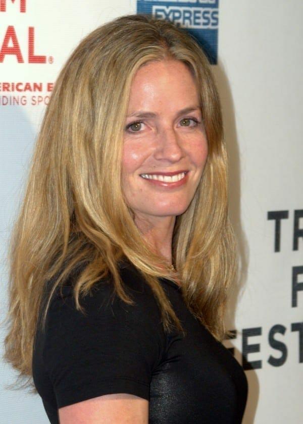 Elisabeth Shue en el 2009 en el festival de cine Tribeca en New York. Fuente: flickr. Autor: David Shankbone
