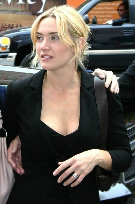 Kate Winslet en el 2006 en el Festival de Cine Internacional de Toronto. Fuente: Wikipedia. Autor: gdcgraphics