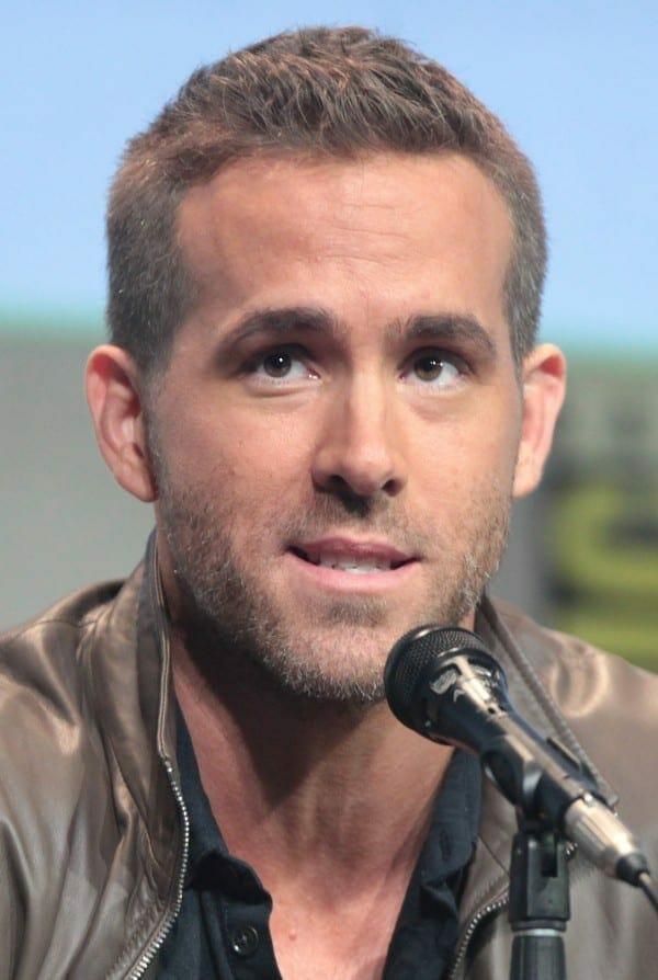 Ryan Reynolds_by en el Comicon en el 2015. Fuente: Wikipedia. Autor: Gage Skidmore