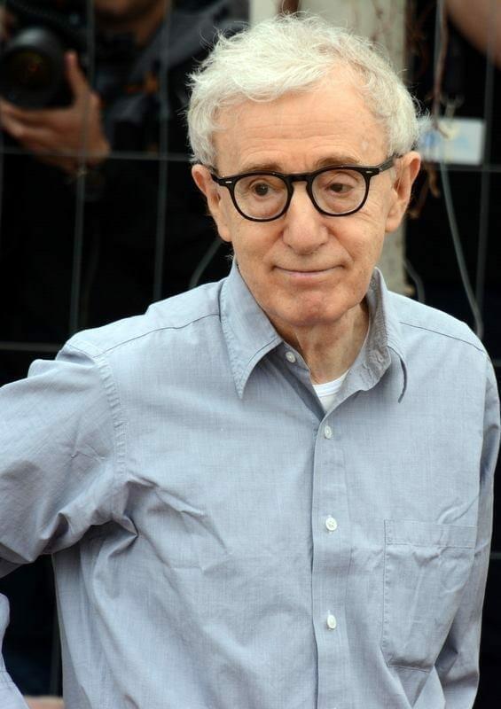 Woody Allen en Cannes. Fuente: Wikiopedia. Autor: George Biard