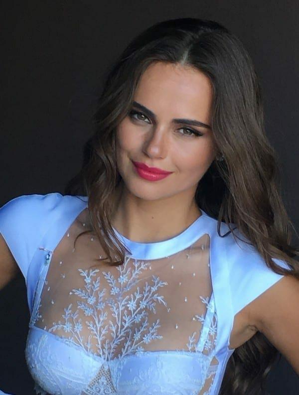 Xenia Deli, modelo. Fuente: flickr. Autor: Cas Solo