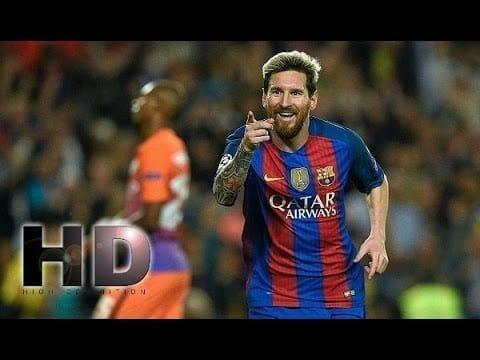 barcelona 4 m city 0 partido de