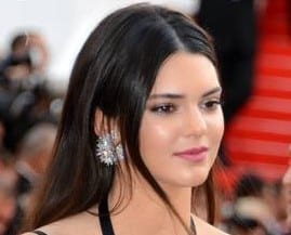 1Kendall Jenner Cannes 2014 cropped