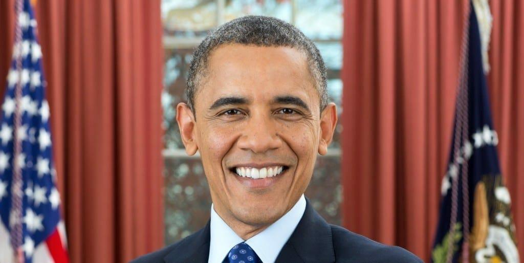 1President Barack Obama