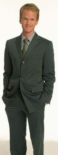 Barney Stinson. Fuente: Wikipedia