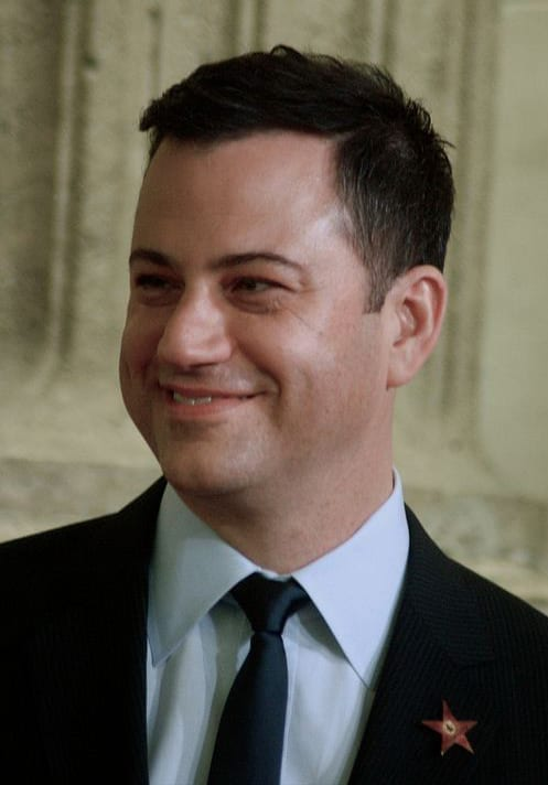Jimmy Kimmel en el 2013. Fuente: Wikipedia. Autor: Angela George