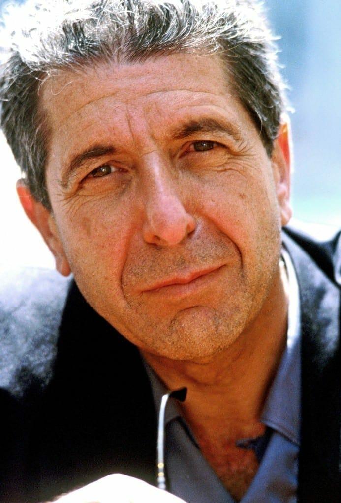 Leonard Cohen en 1988. Fuente: Wikipedia. Autor: Gorupdebesanez