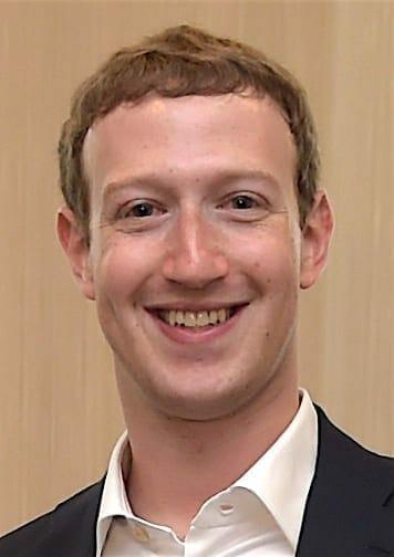 Mark Zuckerberg. Fuente: flickr. Autor: Presidência do México