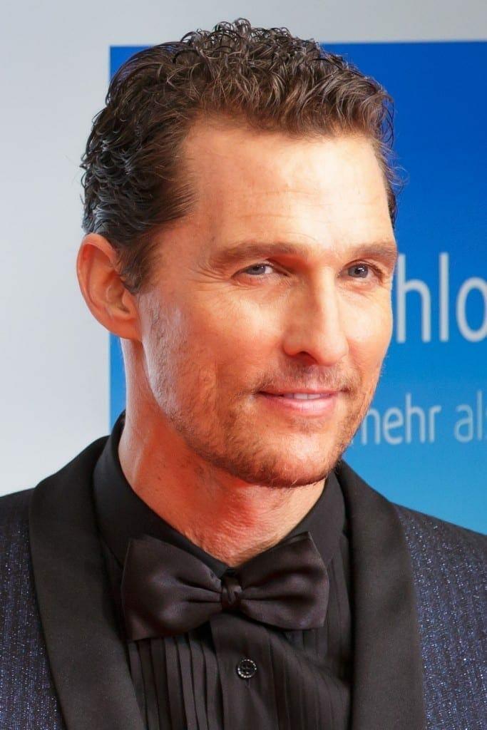 Matthew McConaughey. Fuente: Wikipedia. Autor: Avda / www.avda-foto.de