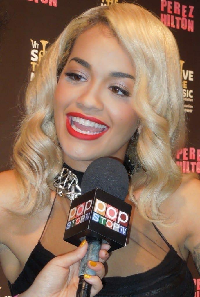 Rita Ora. Fuente: Wikipedia. Autor: Neon Tommy