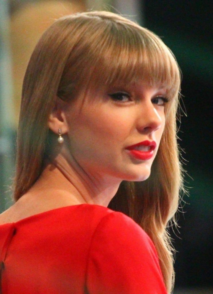 Taylor Swift. Fuente: flickr. Autor: Paolo Villanueva