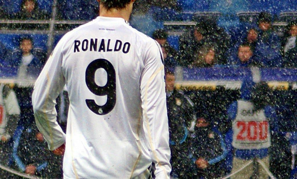1Cristiano Ronaldo Madrid