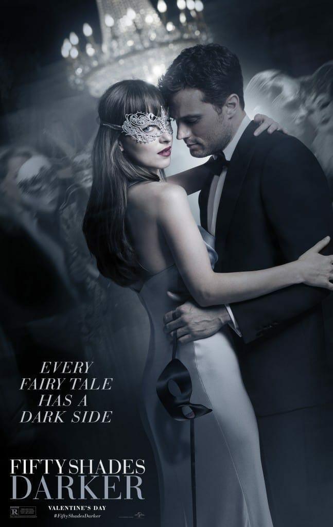 Fifty Shades Darker film poster