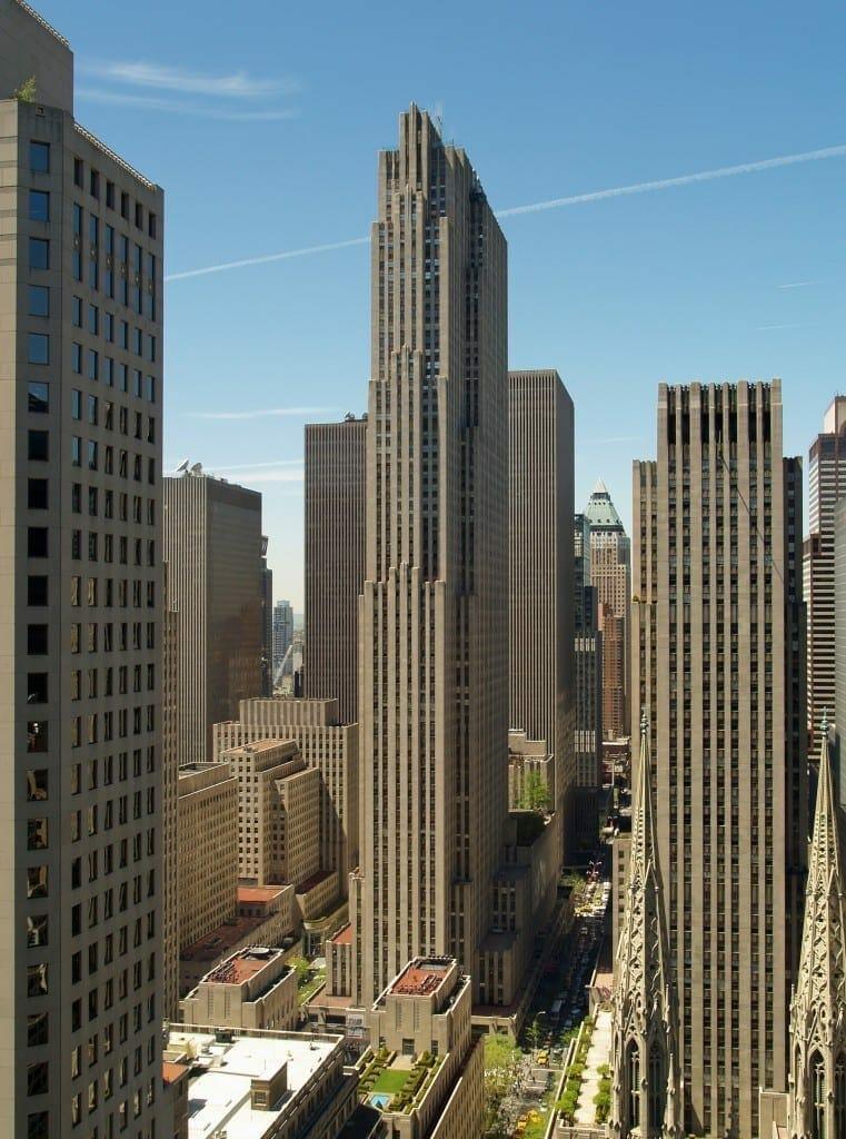 Rockefeller Center. Autor: David Shankbone