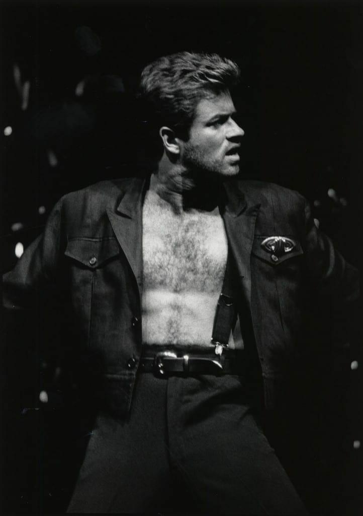 George Michael. Fuenter: University of Houston Digital Library