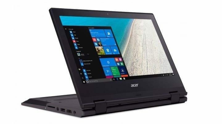 Acer TravelMate Spin B1 B118 portatil