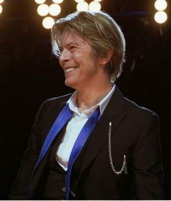 David Bowie en el 2002. Fuente: Wikipedia. Autor: Photobra|Adam Bielawski