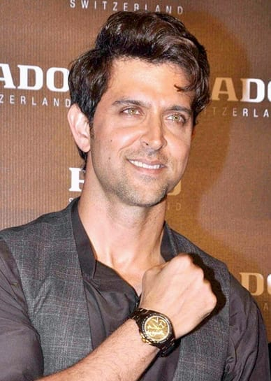 Hrithik Roshan. Fuente: Bollywood Hungama