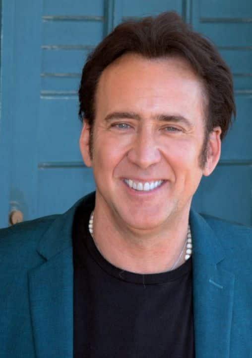 Nicolas Cage. Fuente: Wikipedia. Autor: Georges Biard
