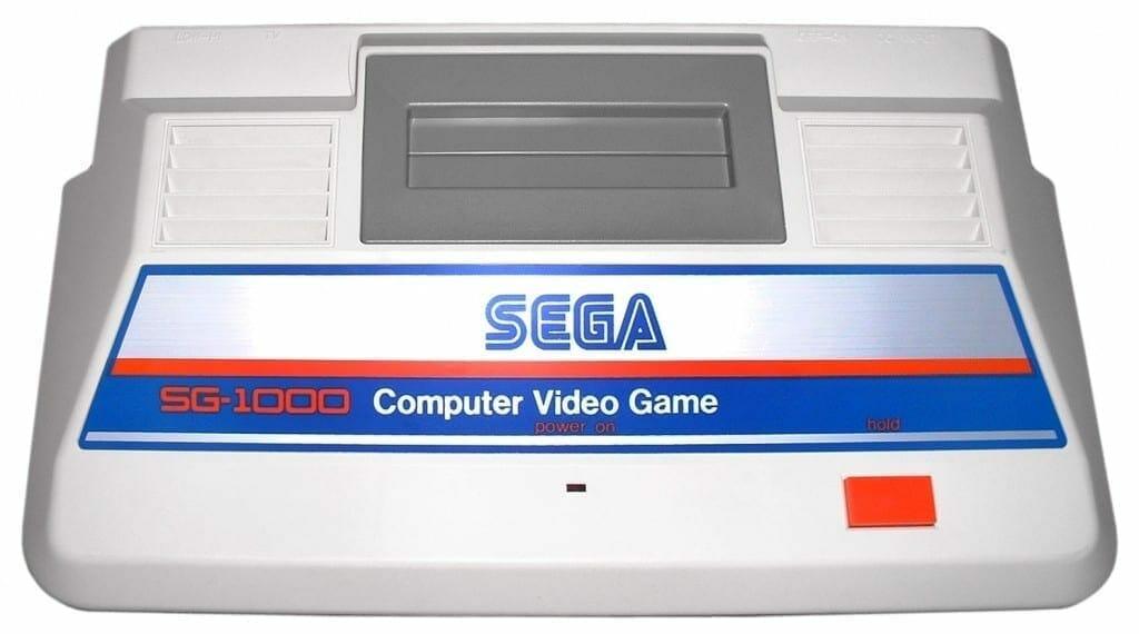 Consola SEGA. Fuente: Wikipedia