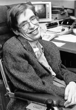 Stephen Hawking.StarChild 1