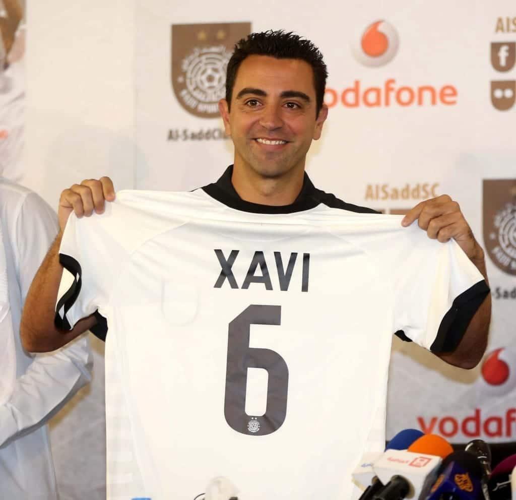 Xavi Hernandez. Fuente: flickr. Autor: Doha Stadium Plus Qatar