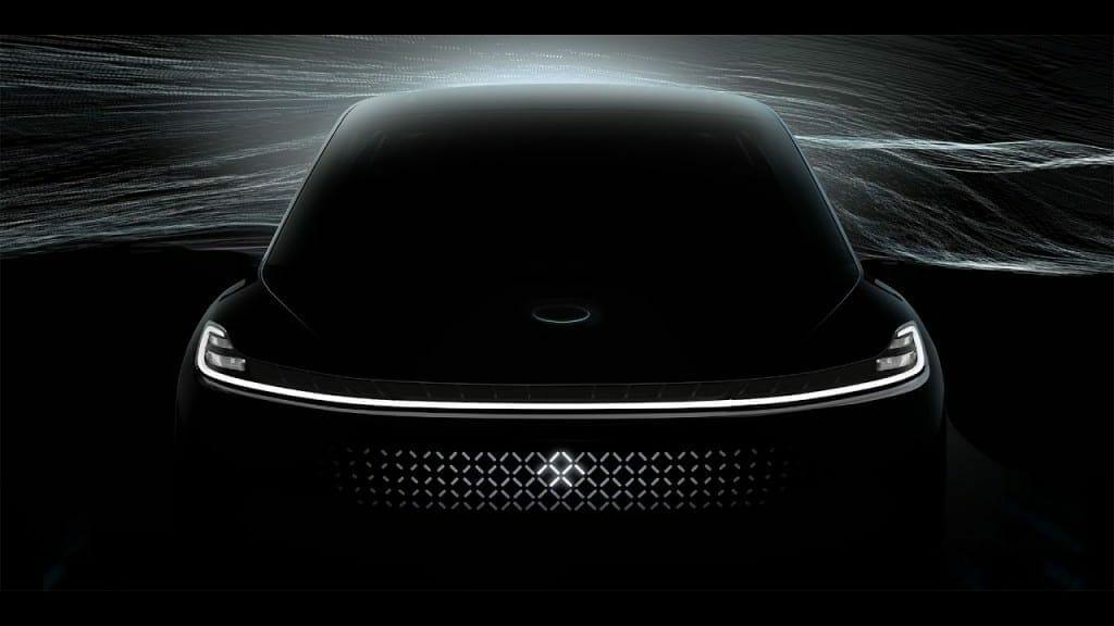 faraday future el coche electric