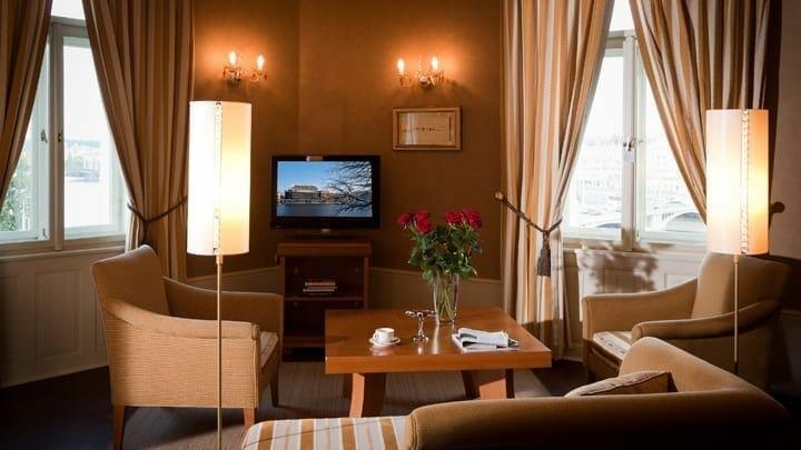 La decoración de los hoteles de lujo puede servir de inspiración ...