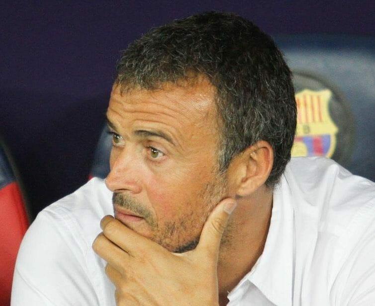 Luis Enrique. Fuente: Wikipedia. Autor: Football.ua