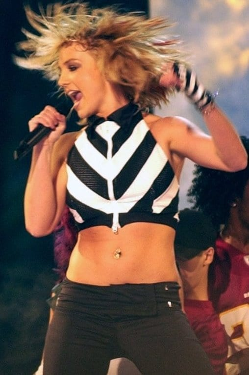 Britney Spears. Fuente: Wikipedia. Autor: U.S. Navy photo by Chief Warrant Officer 4 Seth Rossman