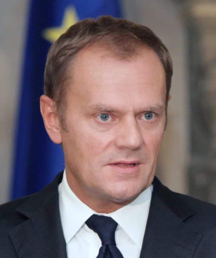 Donald Tusk. Fuente: flickr. Autor: Πρωθυπουργός της Ελλάδας,