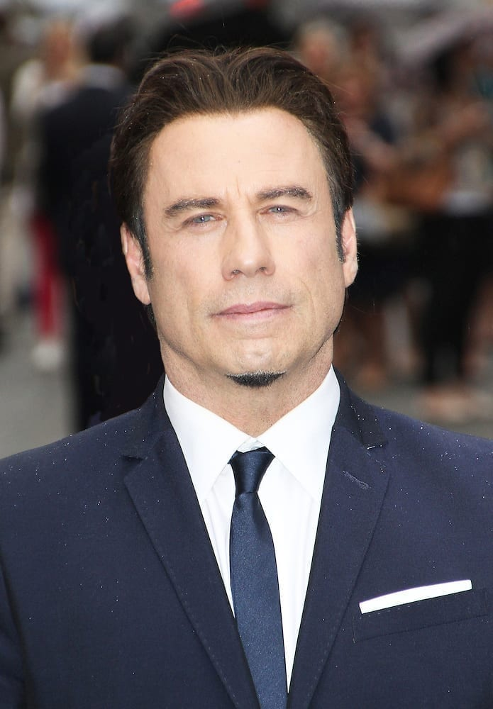 John Travolta. Fuente: Wikipedia. Autor: Richard Goldschmidt