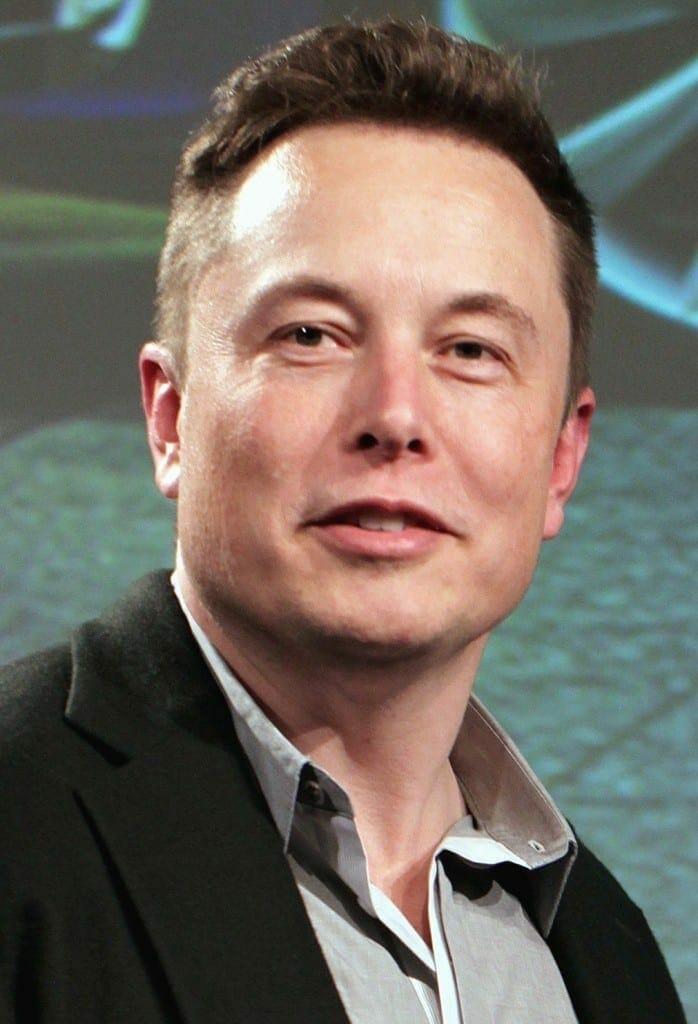 Elon Musk. Fuente: flickr. Autor: Steve Jurvetson