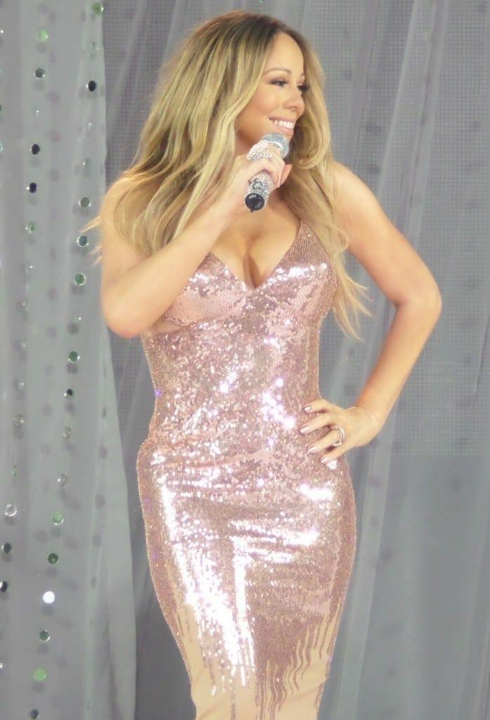 Mariah Carey en el 2013. Fuente: Wikipedia. Autor: SKS2K6