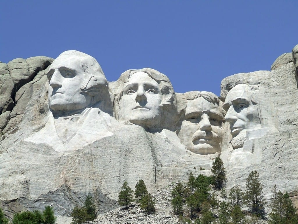 mount rushmore monument landmark scenic