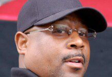 Martin Lawrence. Fuente: Wikipedia. Autor: Angela George