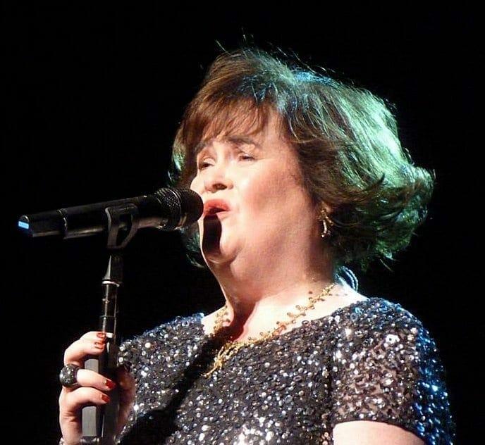 Susan Boyle. Fuente: Wikipedia. Autor: Wasforgas