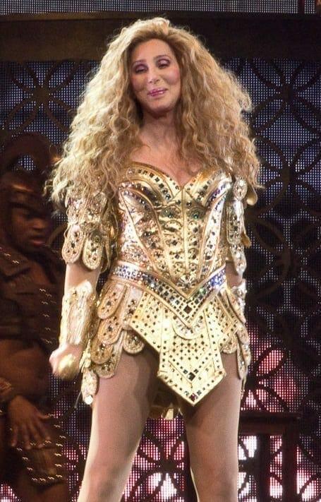 Cher. Fuente: flickr. Autor: David Carroll