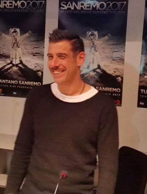 Francesco Gabbani. Fuente: Wikipedia. Autor: Francesco Gabbani