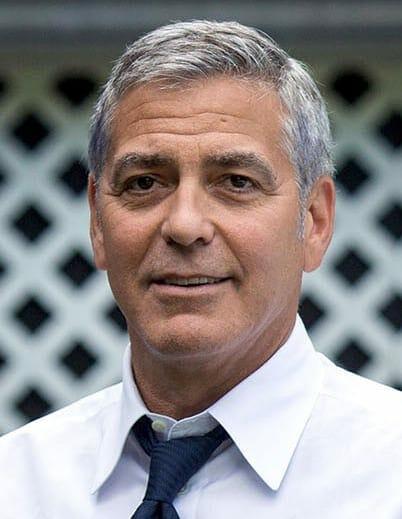 George Clooney en el 2016. Fuente: White House/Pete Souza